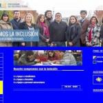 Imagen Ceremonia de lanzamiento del portal oficial del programa INCLUDEC.