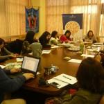 Imagen El Dr. Peter Rosenbaum asiste como invitado a reunión de INCLUDEC