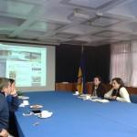 Imagen Includec asiste a reunión con autoridades de Bibliotecas de la UdeC