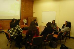 Fotografía de la reunión sobre Parque Ecuador Inclusivo