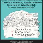 """Imagen Jornada """"Derechos humanos, empoderamiento e inclusión en salud mental"""""""