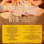 Imagen XVII Encuentro Nacional de Consejos Comunales de Discapacidad
