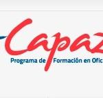 Imagen Programa + Capaz para personas con discapacidad