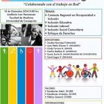 Imagen Primera Jornada de Discapacidad e Inclusión Social