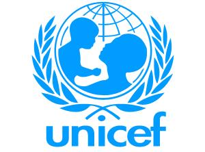 Imagen que muestra logo de Unicef