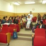 Imagen Segunda jornada de capacitación de voluntarios Parque Ecuador Inclusivo