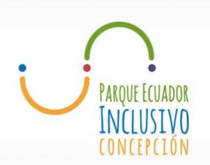 Imagen que muestra logo de Parque Ecuador Inclusivo Concepcion
