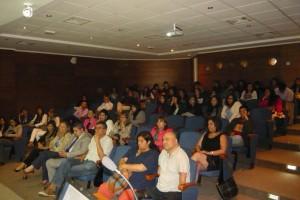 Fotografía que muestra a asistentes del seminario