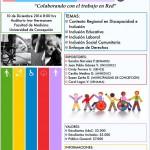 Imagen Jornada de discapacidad e inclusión social