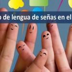 Imagen Capacitación en lengua de señas para funcionarios UdeC