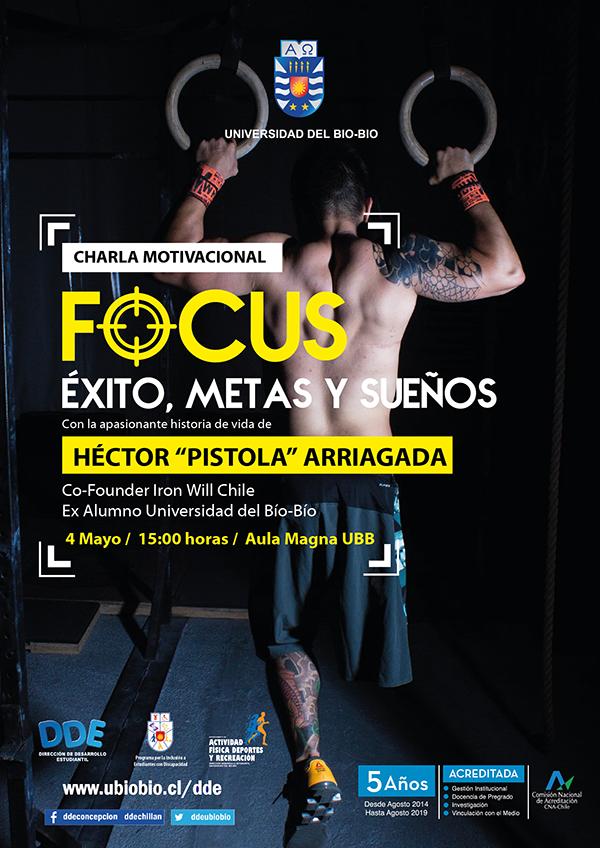 Programa Inclusivo De La Universidad De Concepción Charla