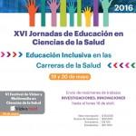 Imagen Jornadas de Educación en Ciencias de la Salud
