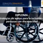 """Imagen Con gran éxito se realizó lanzamiento diploma """"Estrategias de apoyo a la inclusión de personas con discapacidad"""""""