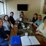 Imagen Visita de Fundación FILIP a mesa de trabajo INCLUDEC