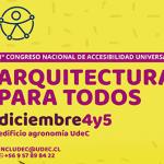 Imagen Congreso de Accesibilidad Universal