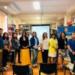Imagen Includec realiza capacitación a funcionarios de biblioteca en Chillán