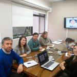 Imagen Includec se reúne con delegaciones de universidad Católica del Norte y de Temuco
