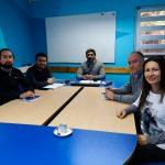 Imagen Directora de Includec se reúne con profesionales del CFRD