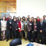 Imagen Profesionales del equipo Includec participan en jornadas de trabajo del nuevo Plan Estratégico Institucional