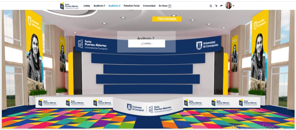 Imagen 1 de puertas abiertas udec 2020