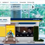 Imagen Includec participa en feria virtual Puertas Abiertas UdeC