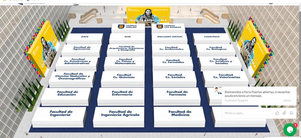 Imagen 3 de puertas abiertas udec 2020