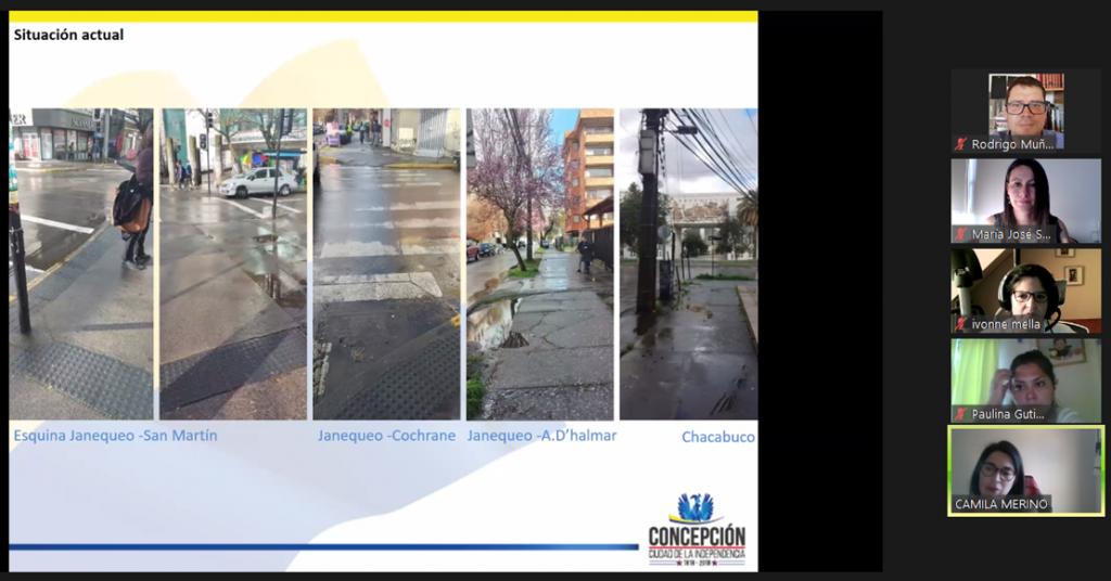 Imagen 2 proyecto inclusivo para la Junta de vecinos Diagonal Plaza Perú