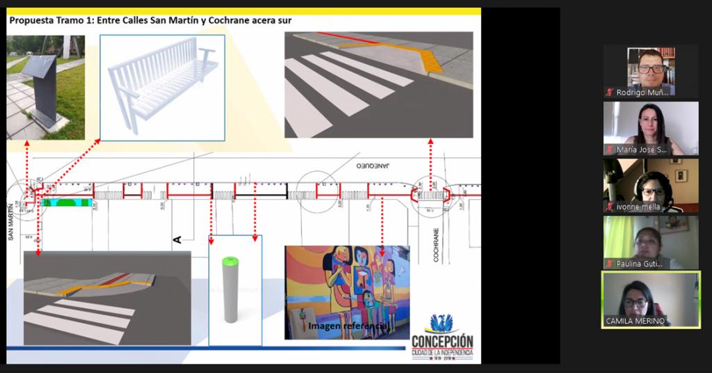 Imagen 3 proyecto inclusivo para la Junta de vecinos Diagonal Plaza Perú