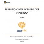 Imagen Planificación Includec 2021