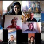 Imagen Equipo de Includec trabaja en conjunto con Proyecto de Inclusión UdeC